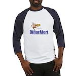 Baseball Jersey w/Kaperoni & DinarAlert Logo
