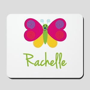 Rachelle The Butterfly Mousepad