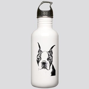 BOSTON TERRIER - DOG Stainless Water Bottle 1.0L