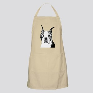 BOSTON TERRIER - DOG Apron