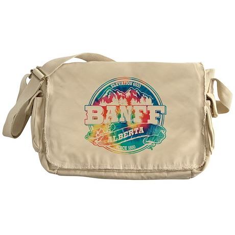 Banff Old Circle Messenger Bag