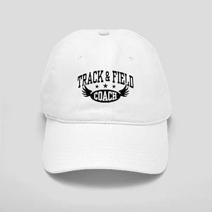 Track & Field Coach Cap