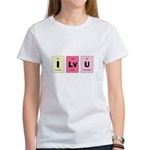 Geek I Love You Women's T-Shirt