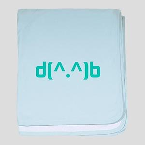 Beatz baby blanket