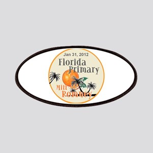 Romney Florida Patches