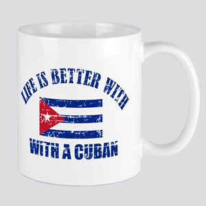 cuba designs Mugs