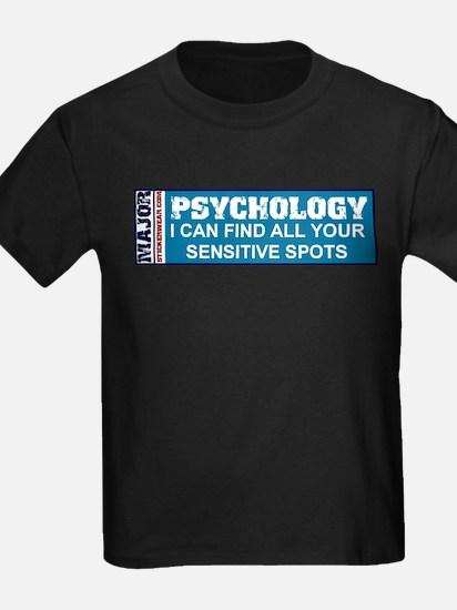 Cute Psychology major T
