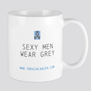 Sexy Men wear grey Mug