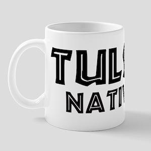 Tulsa Native Mug