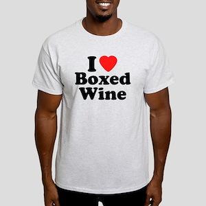 Boxed Wine Light T-Shirt