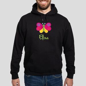 Eliza The Butterfly Hoodie (dark)