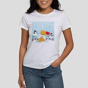 Angel Kitties Women's T-Shirt
