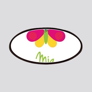 Mia The Butterfly Patches