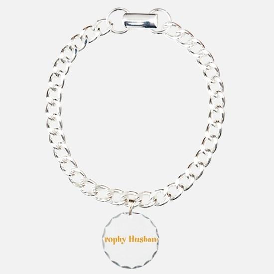 Trophy Husband Valentine Bracelet