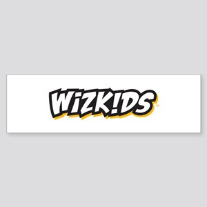 WizKids Games Bumper Sticker