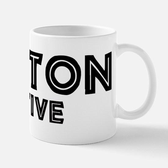 Canton Native Mug