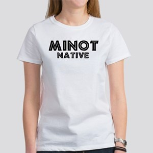 Minot Native Women's T-Shirt