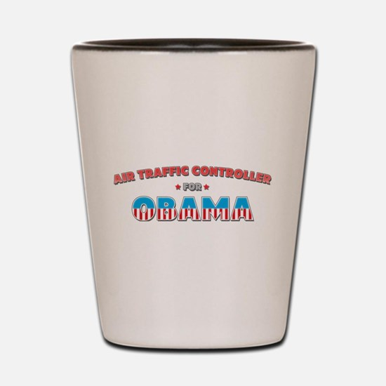 Air Traffic Controller For Ob Shot Glass