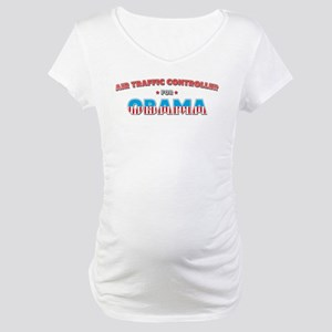 Air Traffic Controller For Ob Maternity T-Shirt