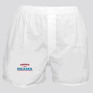 Beekeeper For Obama Boxer Shorts