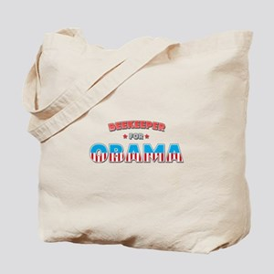 Beekeeper For Obama Tote Bag