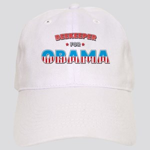 Beekeeper For Obama Cap