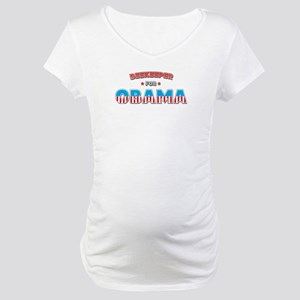 Beekeeper For Obama Maternity T-Shirt