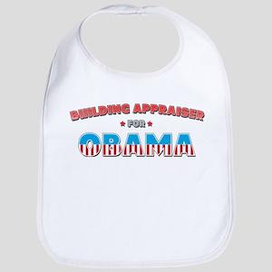 Building Appraiser For Obama Bib