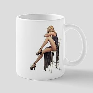 Hot Sexy Woman. Mug