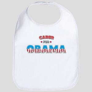 Carer For Obama Bib