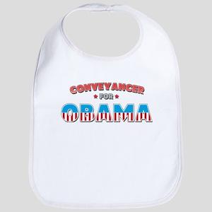 Conveyancer For Obama Bib