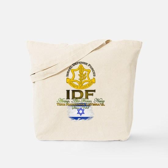 IDF Tote Bag