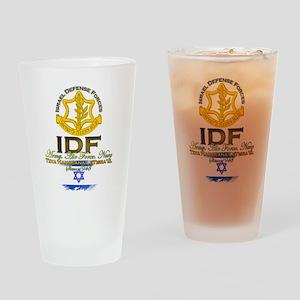 IDF Drinking Glass