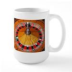 Vegas Casino Large Mug