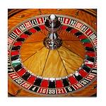 Vegas Casino Tile Coaster