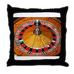 Vegas Casino Throw Pillow