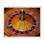 Vegas Casino Throw Blanket