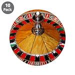 "Vegas Casino 3.5"" Button (10 pack)"