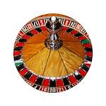 "Vegas Casino 3.5"" Button (100 pack)"