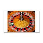 Vegas Casino Car Magnet 20 x 12