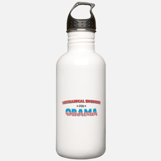 Mechanical Engineer For Obama Water Bottle