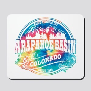 Arapahoe Basin Old Circle Mousepad