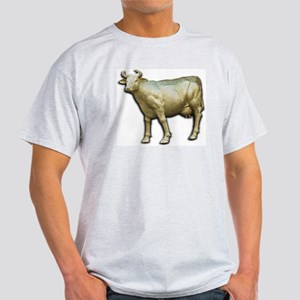 American False Idol Ash Grey T-Shirt