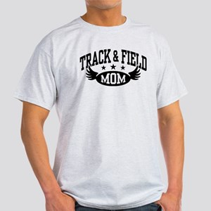 Track & Field Mom Light T-Shirt