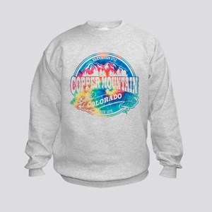 Copper Mountain Old Circle Kids Sweatshirt
