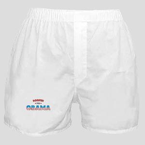 Roofer For Obama Boxer Shorts