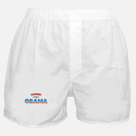 Roofer For Obama Boxer Shorts