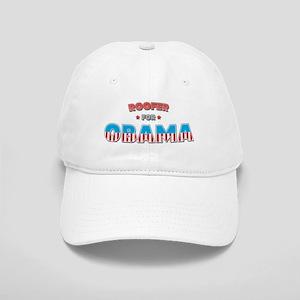 Roofer For Obama Cap