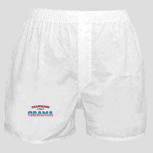 Scaffolder For Obama Boxer Shorts