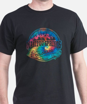 Manitou Springs Old Circle T-Shirt